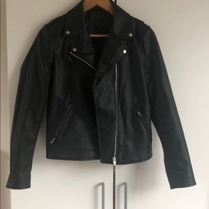 Uniqlo Leather jacket